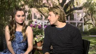 Nonton The Best Of Me  Luke Bracey   Liana Liberato Official Movie Interview Film Subtitle Indonesia Streaming Movie Download