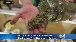 Florida Department of Health Challenges Marijuana Dispensary Ruling