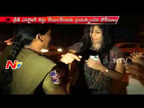 Hot Doctor Manju Hulchal in Drunken Condition