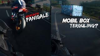 Video #42 NMAX Ngejar DUCATI PANIGALE?!? | Mobil Box Terguling MP3, 3GP, MP4, WEBM, AVI, FLV Juni 2018