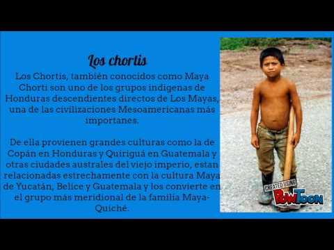 Etnias Honduras