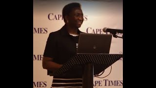 Breakfast with the Cape Times - Irene Ochem (AWIEF Founder and CEO)
