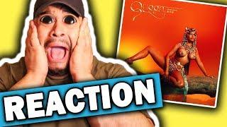 Video Nicki Minaj - Queen Album [REACTION] MP3, 3GP, MP4, WEBM, AVI, FLV Agustus 2018