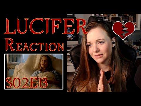 Lucifer Reaction 2x13 Part 1