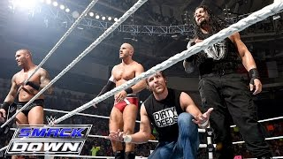 Nonton 8-Man Tag Team Match: SmackDown, Aug. 20, 2015 Film Subtitle Indonesia Streaming Movie Download