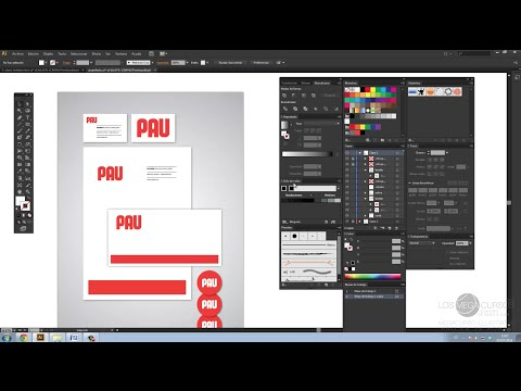 1/51 Mega Curso Illustrator 70h desde 0 a 100: Primeros pasos 2017 (tutorial español)
