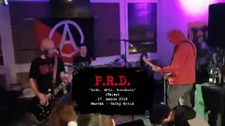 Video P.R.D. - Lidi, děti, kanibali (TELEX)
