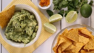 Minty Margarita Guacamole- Everyday Food with Sarah Carey by Everyday Food
