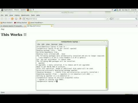 Come installare e configurare Apache su Ubuntu con un host v...