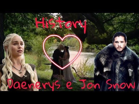 Kiss Of Daenerys And Jon Snow, Game Of Thrones, Season 7 Chapter 7