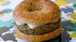 Healthy Burger Recipes: Eggplant Burgers - Weelicious