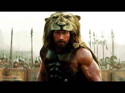 Hercules Vs Traps Full Fight Scene HD - Dwayne Johnson