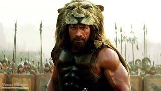 Hercules Vs Traps Full Fight Scene Hd   Dwayne Johnson