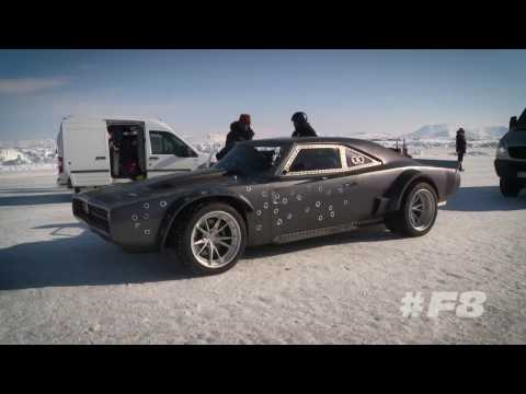 Fast and Furious 8 (Production Video 'Shooting in Iceland')
