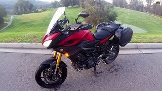 2015 Yamaha FJ-09 Test Ride ...