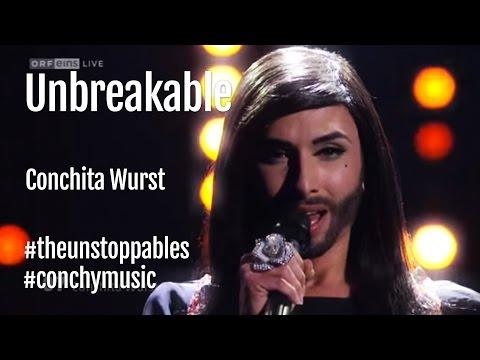 Tekst piosenki Conchita Wurst - Unbreakable po polsku