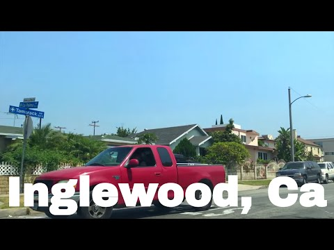 🔴  Inglewood Realtor Driving Tour 1080P