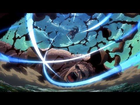 Captain Levi vs Beast Titan GOD-TIER Animation Explained