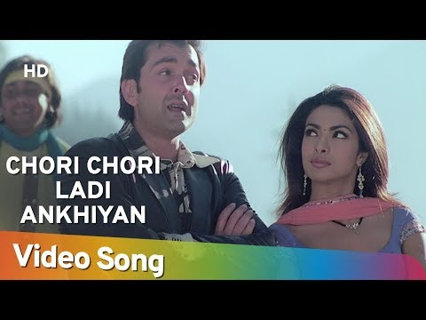 Video Chori Chori Ladi Ankhiyan | Barsaat (2005) | Bobby Deol | Priyanka Chopra | Sapna Awasthi | Indi' download in MP3, 3GP, MP4, WEBM, AVI, FLV January 2017