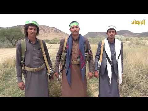 شاهد   مقابلات للمجاهدين في يوم الغدير بمحور همدان بن زيد ( نجران )