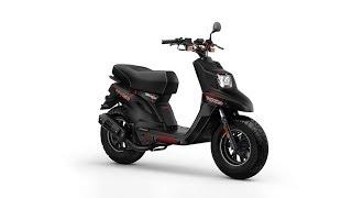 10. Hot News 2017 Yamaha BWs Original 50cc Scooter Price & Spec