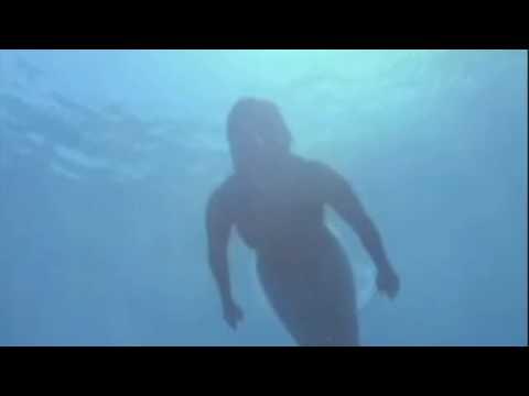 REAL mermaid footage, caught on tape!