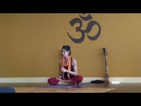 Yoga Inspiration by Becca: Withdrawing our Senses