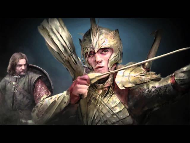 El Señor de los Anillos: Leyendas de la Tierra Media Launch Trailer - Google Play