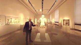 360°-Museumsführung durch das Alte Museum Berlin