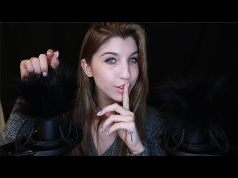 "ASMR Fluffy Guided Relaxation ~ ""Shh,"" ""It's Okay,"" Soft Breathing, Etc."