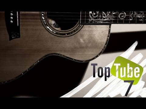 Top 7 fingerstyle acoustic guitar players_