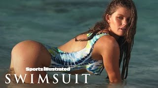 Video McKenna Berkley Strips Down For Her First Body Painting   Model Search   Sports Illustrated Swimsuit MP3, 3GP, MP4, WEBM, AVI, FLV Juli 2018