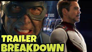 Avengers Endgame Official Trailer 2 Breakdown In Hindi