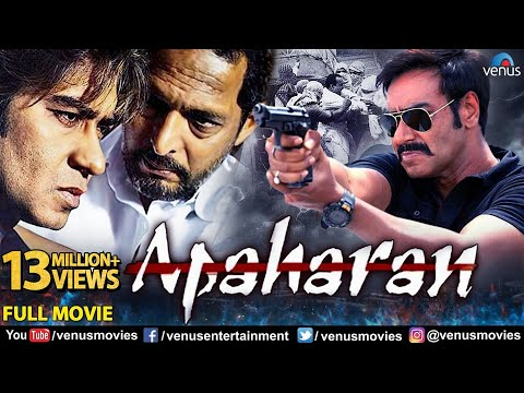 Apaharan | Full Hindi Movie | Ajay Devgan I Nana Patekar | Hindi Movies | Action Movies