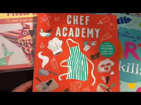 A Look Inside Chef Academy