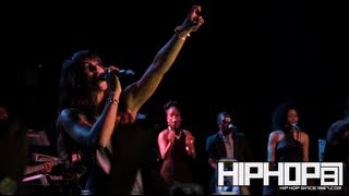 """Kelly Rowland Performs """"Street Life"""" Ft. Pusha T (Prod by Pharrell) In Philly (5/31/13)"""