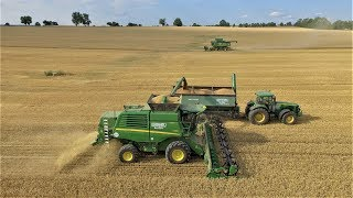 Video CTF harvest 2017 - NEW John Deere T660i, S690, 8320, 6190R |Daňhel Agro, Eurofarms Vlastiboř| MP3, 3GP, MP4, WEBM, AVI, FLV November 2017