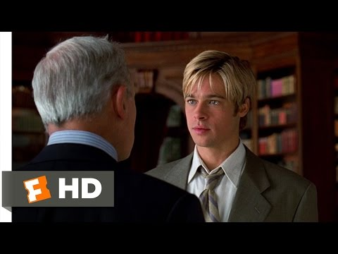 Meet Joe Black - Meet Joe Black Movie Clip - watch all clips http://j.mp/wgs32i click to subscribe http://j.mp/sNDUs5 Parrish (Anthony Hopkins) meets Joe Black (Brad Pitt) - ...