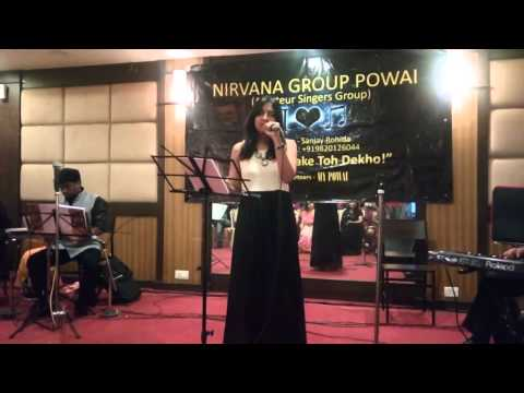Dil Ibadat (Tum Mile) (Female version) - live performance by Nikita Daharwal