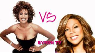 Whitney Houston Puts Wendy willams In Her Place!
