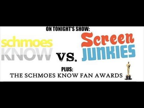 SK Movies Show Episode #176: MOVIE FIGHTS! Screenjunkies vs SK! Last show of 2014!