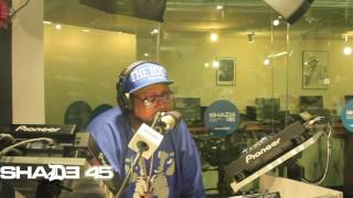 OT The Real Interview + Freestyle on Shade 45 w/ DJ Kay Slay (Philly New Wave)