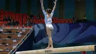 European Championships 2013 Gymnastics Moscow Women AA