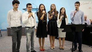 Tinerii bisericii Muntele Sionului din Basiliano – Toti avem nevoie de dragoste curata