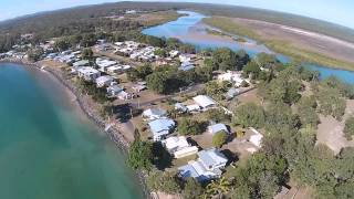 Hervey Bay Australia  City new picture : Toogoom (Hervey Bay) QLD Australia, Aerial View