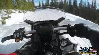 6. Présentation Ski-Doo Renegade Adrenaline 2016