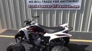 8. 2010 Yamaha Raptor 250