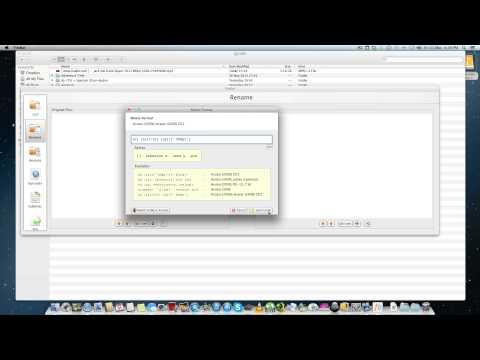 FileBot tutorial