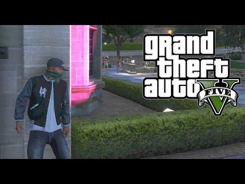 GTA 5 THUG LIFE #2 – SNEAKING INTO THE PLAYBOY MANSION!