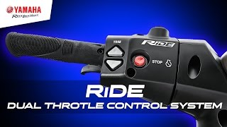 7. RiDE - Dual Throttle Control System from Yamaha WaveRunners